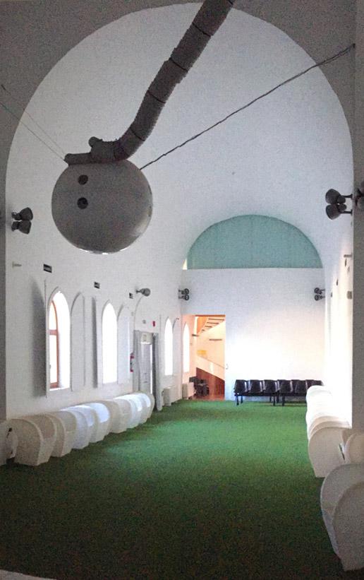 Obras. Arquitectura. Portada. La Alfranca. Capilla Sixtina Digital.2. Carlos Martin La Moneda