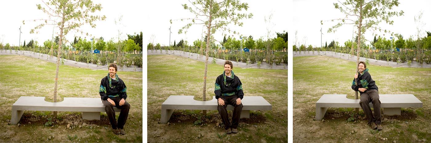 Obras. 05 Sentarse con los árboles.2. Carlos Martín La Moneda