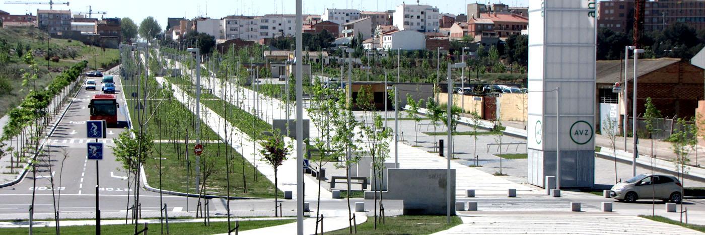 Obras. 14 Corredor Verde Oliver-Valdefierro.10.Carlos Martin La Moneda