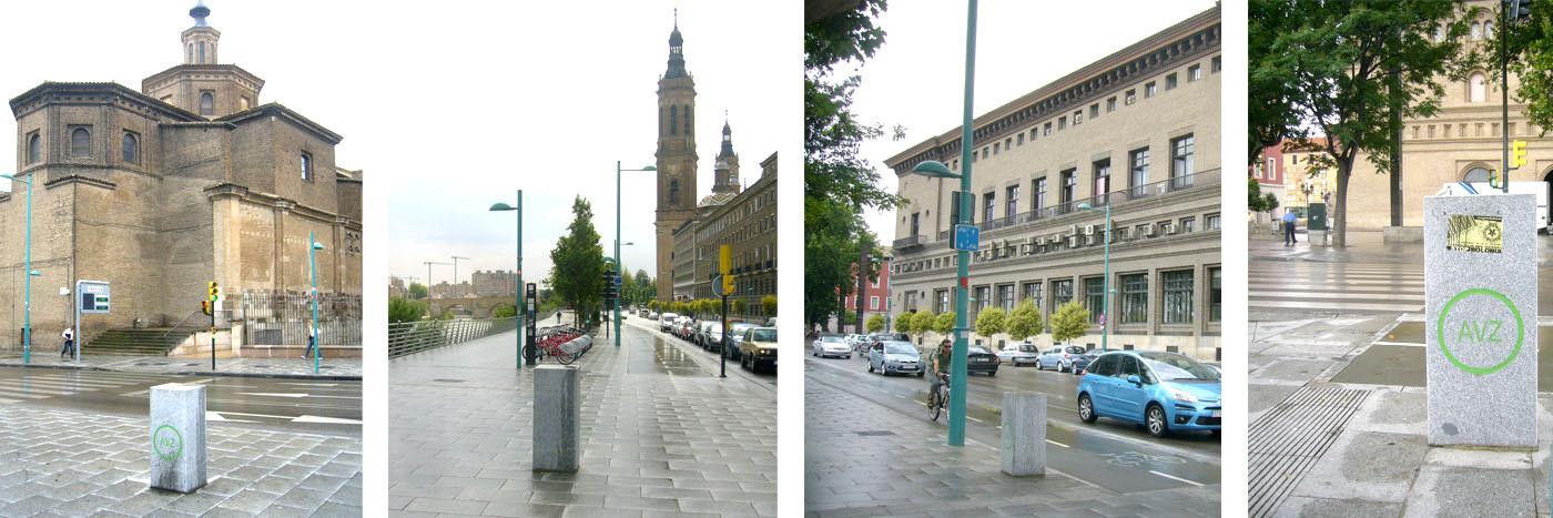 Obras. 17 Anillo Verde de Zaragoza.13.Carlos Martin La Moneda