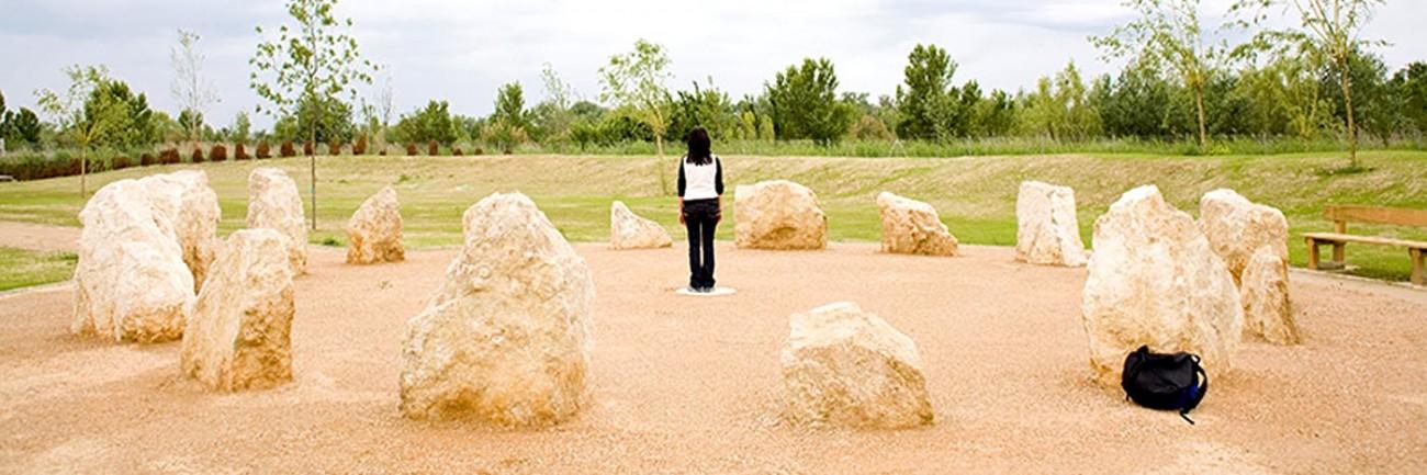 Obras. 19 Jardin de Rocas.1.Carlos Martin La Moneda