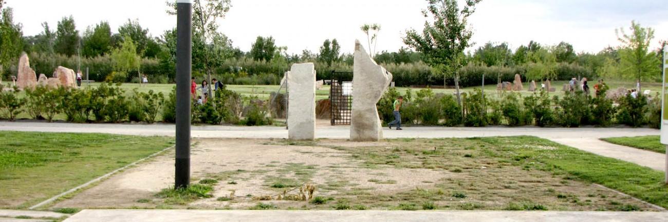 Obras. 19 Jardin de Rocas.5.Carlos Martin La Moneda