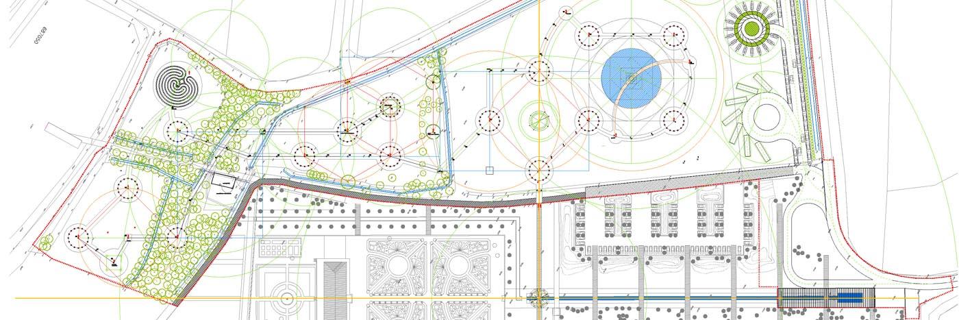 Obras. 19 Jardin de Rocas.6.Carlos Martin La Moneda