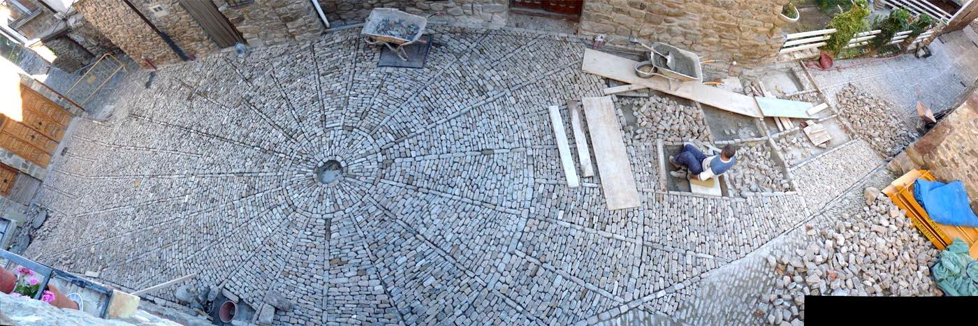Obras. 28 Pavimentos San Roman.10.Carlos Martin La Moneda