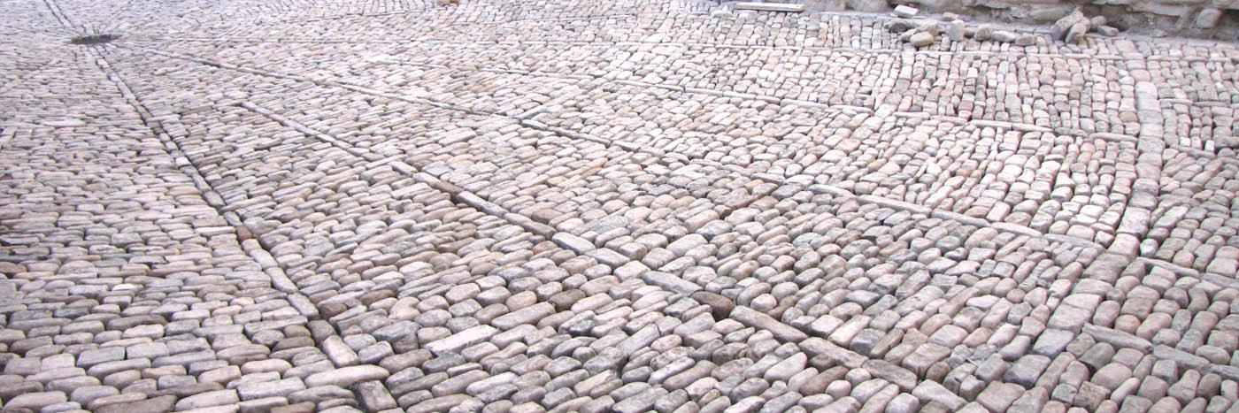 Obras. 28 Pavimentos San Roman.7.Carlos Martin La Moneda